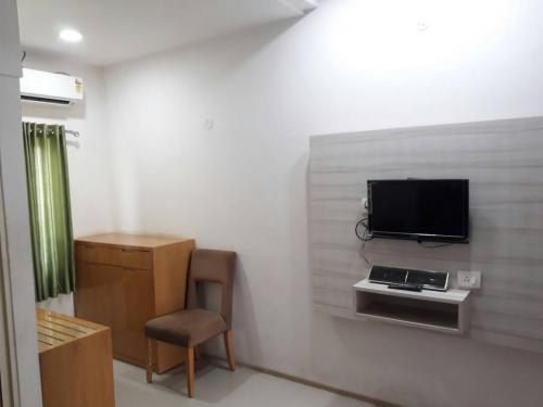 Usha Residency Room Interior